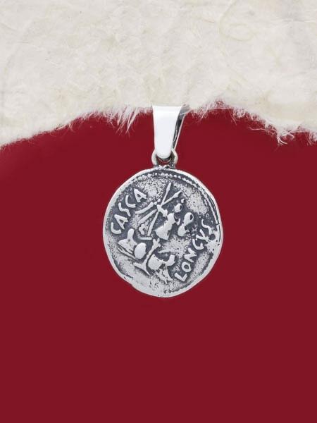 Сребърен медальон - P517