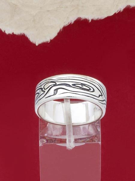 Сребърен пръстен - R1666157