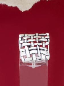 Сребърен пръстен - R1546158