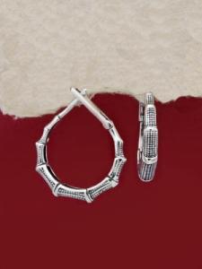Сребърни обеци - Е593S