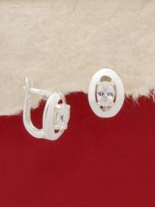 Сребърни обеци - E569S