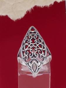 Сребърен пръстен - R1291S