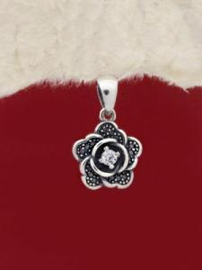 Сребърен медальон - PK002S
