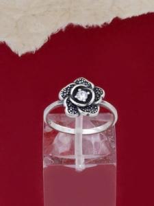 Сребърен пръстен - RK002S