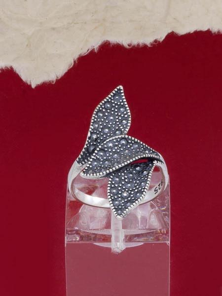 Сребърен пръстен - RK003S