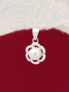 Сребърен медальон - PK005S