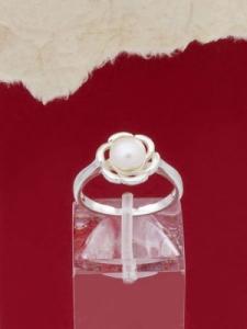 Сребърен пръстен - RK005S