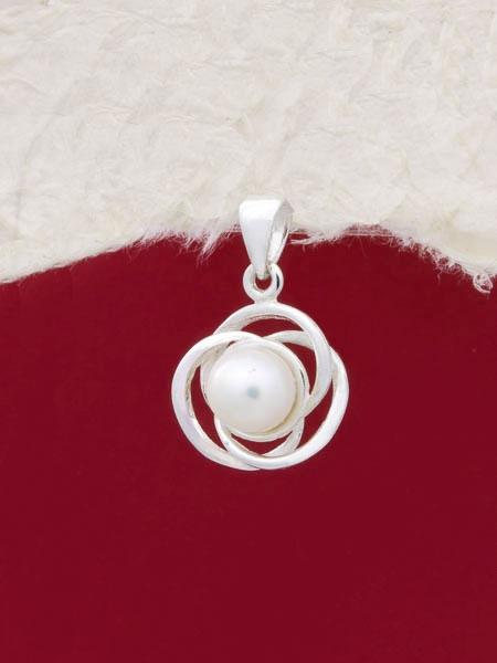 Сребърен медальон - PK006S