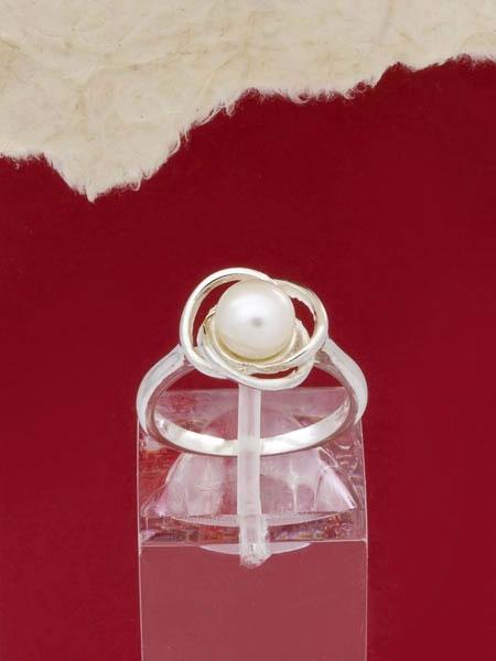 Сребърен пръстен - RK006S
