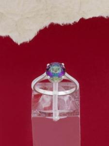 Сребърен пръстен - RK009S