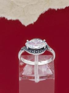Сребърен пръстен - RK012S