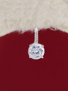 Сребърен медальон - PK016S