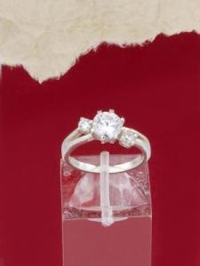 Сребърен пръстен - RK017S