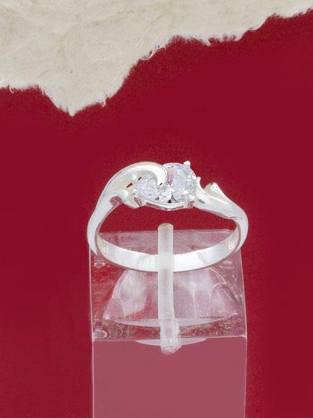 Сребърен пръстен - RK018S