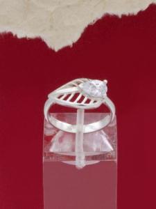 Сребърен пръстен - RK019S