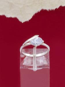 Сребърен пръстен - RK022S