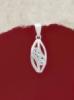 Сребърен медальон - PK023S