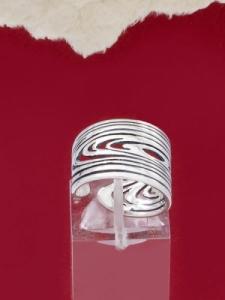 Сребърен пръстен - R1546156