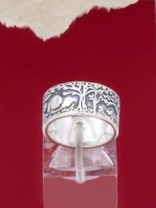 Сребърен пръстен - R1666159