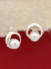 Сребърни обеци - E427S