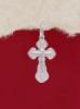 Сребърен кръст - P7037.10