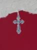 Сребърен кръст - P7040.10
