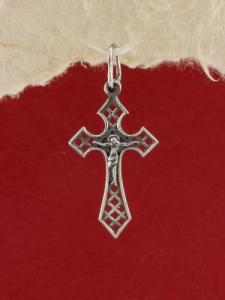 Сребърен кръст - P7065.10