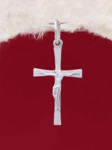 Сребърен кръст - P7201.10