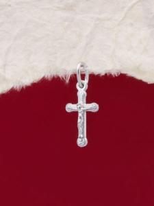 Сребърен кръст - P7209.10