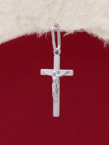 Сребърен кръст - P7105.20
