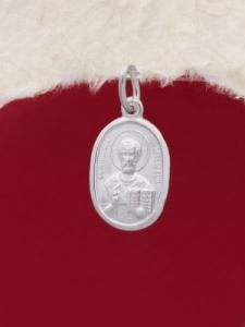 Сребърен медальон - P7106.10