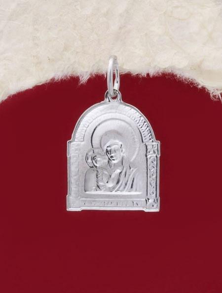 Сребърен медальон - P7140.10