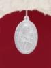 Сребърен медальон - P7142.10