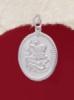 Сребърен медальон - P7152.10