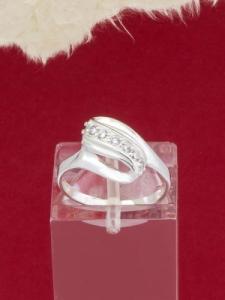 Сребърен пръстен - R617S