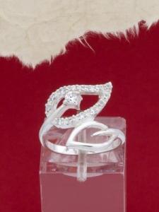 Сребърен пръстен - R1221S