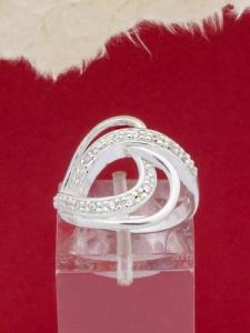 Сребърен пръстен - R1227S