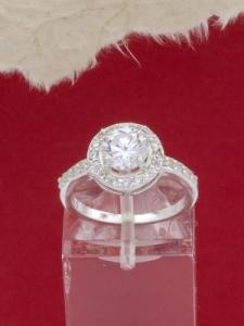 Сребърен пръстен - R1241S