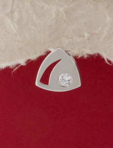 Сребърен медальон - M126S