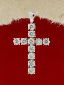 Сребърен медальон - M176S