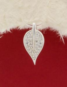 Сребърен медальон - M908S