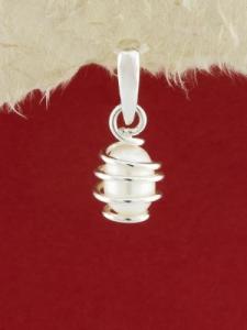 Сребърен медальон - SPK82
