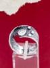 Сребърен пръстен - R001St