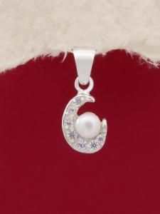 Сребърен медальон - PK396