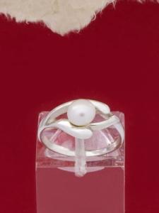 Сребърен пръстен - RK391