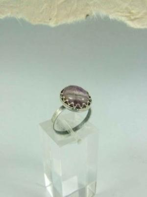 Сребърен пръстен - FR55
