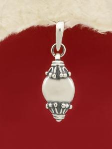 Сребърен медальон - PK389