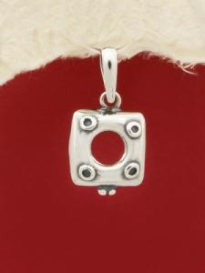 Сребърен медальон - PK388
