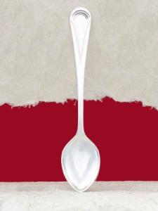 Сребърна лъжичка - Spoon 002St