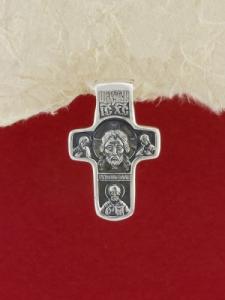 Сребърен медальон - PKS002
